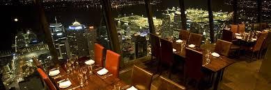 Auckland Skytower Orbit Rest