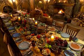 Hobbiton Dinner