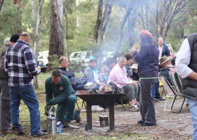 National Park Breakfast