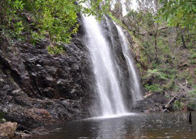 Boundary Falls Jan 2021