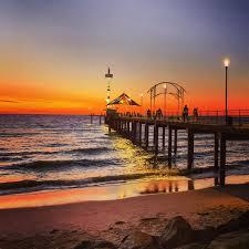 Brighten Beach 1 sunset